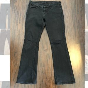 Levi's jeans eco skinny boot size 8